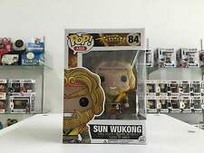Funko Pop Asia Sun Wukong #84  Rare, Hard to find & Limited MINT