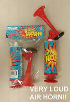 Loud Pump Air Horn Noise Maker Happy Year Party Gift Small Portable Sport