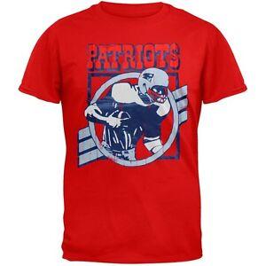 New-England-Patriots-Action-Crackle-Soft-T-Shirt