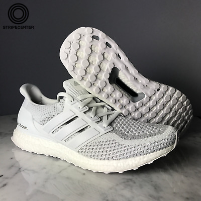 super popular 4198a 824a3 adidas ULTRA BOOST 2.0 'REFLECTIVE' - CORE WHITE/CORE WHITE/WHITE - BB3928  | eBay