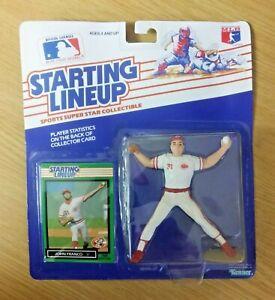Kenner® Starting Lineup 1989 MLB Sports Super Star Collectible John Franco NEW
