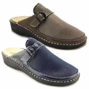 sports shoes 9c785 e1c88 Dettagli su CIABATTE ORTOPEDICHE AUTUNNO INVERNO PLANTARE ESTRAIBILE  IM2977BV-GT CINZIA SOFT