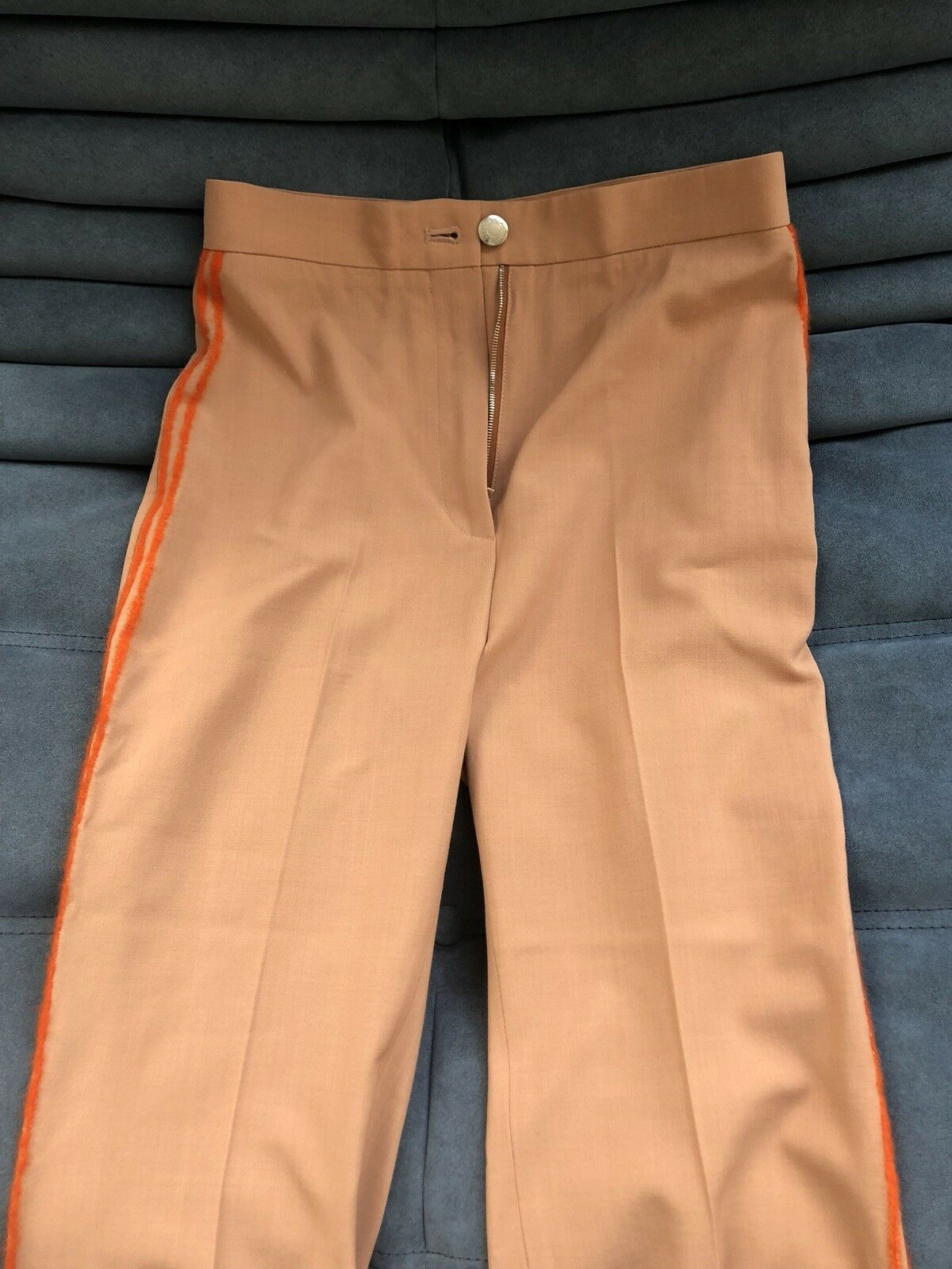 Acne Myla crepe trousers