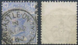 Gran-Bretagna-MER-n-59-timbrato-Regina-Vittoria-2-1-2-pence