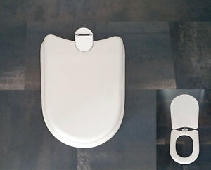 Ideal Standard Diagonal Sedile.Copriwater Coperchio Wc Sedile Bagno Per Diagonal Bianco Ideal