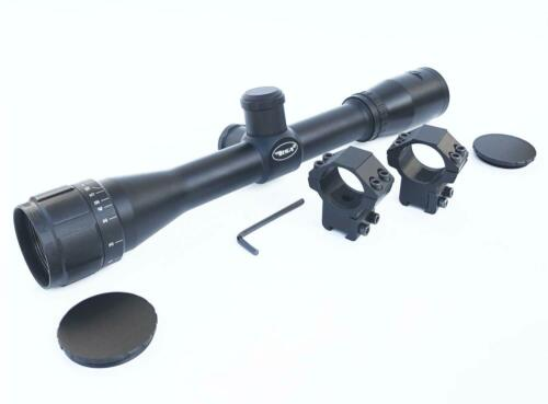 Mira telescópica AR4X32 Objetivo Ajustable Visor BSA Especial tiro deportivo