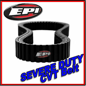 Details about EPI Severe Duty CVT Drive Belt - Commander Maverick Renegade  Outlander 800 1000