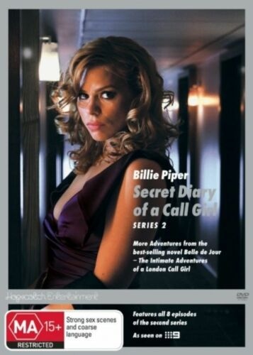 1 of 1 - Secret Diary Of A Call Girl : Series 2 (DVD, 2009) Region 4 TV Series DVD *NEW*