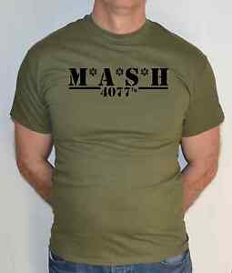 MASH-4077-US-ARMY-TV-AND-FILM-MILITARY-COMBAT-T-SHIRT