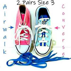 girls sneakers size 2