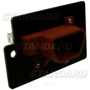 Hvac Blower Motor Resistor Standard Ru 407 Ebay
