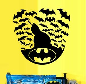 "Batman Decal 5/""x5/"" 6 Colors available"