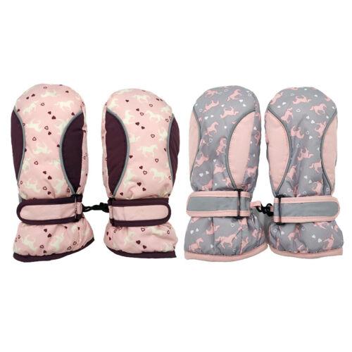 Details about  /Kids Winter Gloves Snow Ski Waterproof Gloves for Boys Toddler Mittens Girls