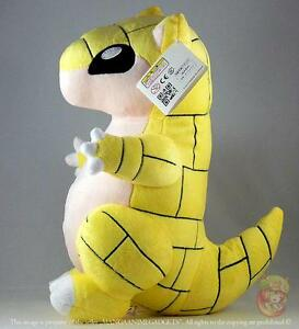 "Pokemon SANDSHREW plush 12""/30 cm Pokemon plush doll 12"" UK Stock ..."