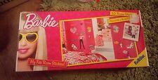 BNWT Barbie Room stickers.