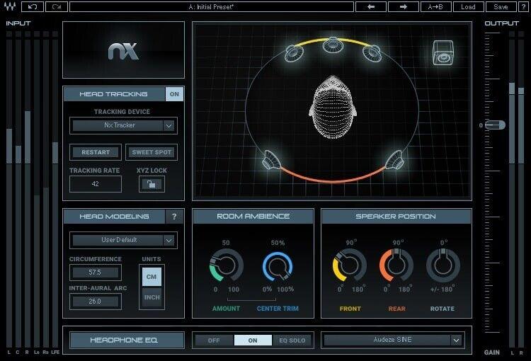 360° Ambisonics Tools, Waves VST/AAX plugins