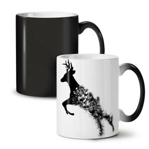 Fantasy Beast Wild NEW Colour Changing Tea Coffee Mug 11 oz | Wellcoda