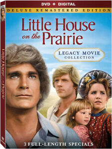 Little-House-on-the-Prairie-Legacy-Movie-Collection-2-Disc-Deluxe-DVD-NEW