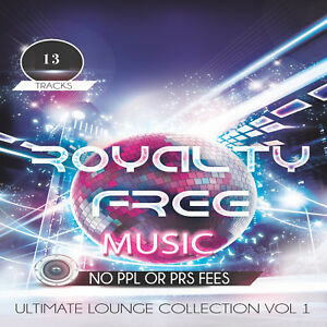 Ultimate-Relaxation-Vol-1-Lounge-Music-PPL-PRS-Licence-Free-CD-ROYALTY-FREE
