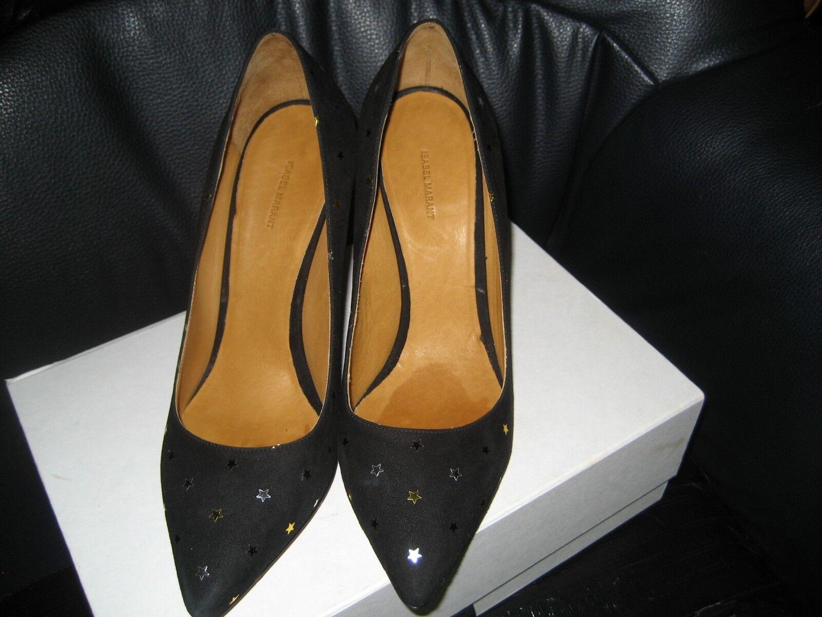 Luxus,klassische zapatos zapatos zapatos von ISABEL MARANT Gr 39 MUST HAVE Top Zustand  soporte minorista mayorista