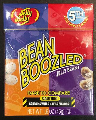 Jelly Belly Bean Boozled 5th Edition 45g Bean Boozled