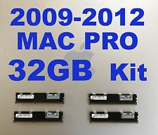 32GB Apple Mac Pro • 2009-2012 4,1/5,1 • 1333mhz 1066mhz RAM Memory Upgrade Kit