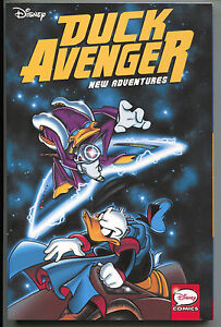 Duck-Avenger-New-Adventures-1-TPB-IDW-2017-NM-0-1-2-New