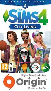 THE-SIMS-4-CITY-LIVING-EXPANSION-PACK-PC-AND-MAC-ORIGIN-KEY