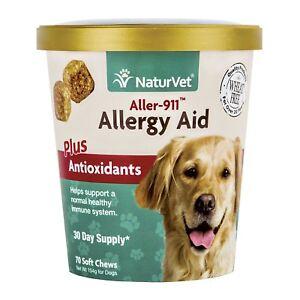 NaturVet-ALLERGY-AID-Antioxidants-Support-Immune-Soft-Chew-Dog-70ct-Cup