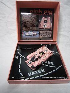 Dv7207 Minichamps 1/43 Porsche 917/20 Le Mans 1971 Cochon Rose # 23 Joest 430716923