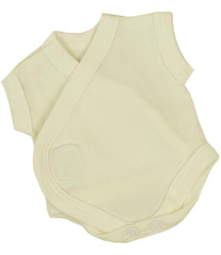 3.5lbs BabyPrem Preemie Baby Clothes NICU ICU Neonatal Wrap Bodysuit Micro