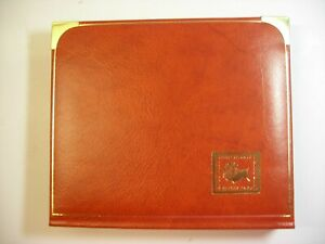 NEW PRINZ BROWN 32 SIDE 7 STRIP STOCK-BOOK NEVER USED