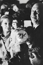 CAROL LYNLEY Bunny Lake OTTO PREMINGER Creepy Doll Poupée Tournage Photo 1965
