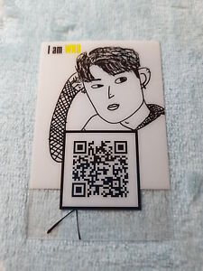 Details about 5)Stray Kids 2nd Mini Album I am WHO My Pace Woojin Type-E  Photo Card K-POP