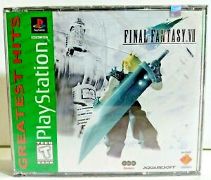 Final-Fantasy-VII-Greatest-Hits-1997-Sony-Playstation-1-PS1-Role-Playing-Sealed