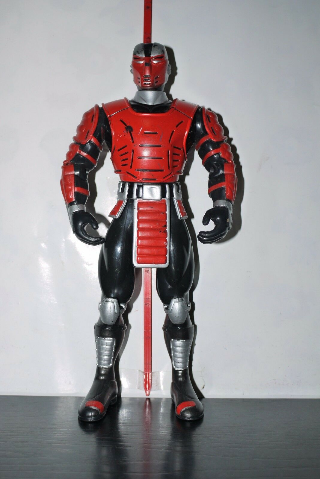 1998 Mortal kombat Trilogy SEKTOR super action figure 10