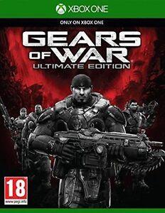 Gears-OF-WAR-ULTIMATE-EDITION-XBOX-ONE-NUOVO-di-zecca-e-sigillato-1st-Class-consegna
