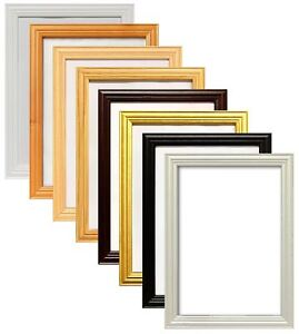 A1-A2-A3-A4-A5-Picture-Frame-Photo-Frame-Poster-Frames-GOLD-BLACK-WHITE-SILVER
