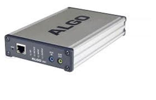 Algo 8301 Paging Adapter ~ Wideband IP Voice Paging Adapter /& Bell Scheduler NEW