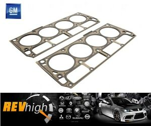 Details about Genuine GM Head Gaskets Kit Set HSV GTS 6 2L LSA Supercharged  F Series VF