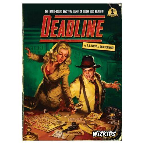Deadline Board Game WZK 72928