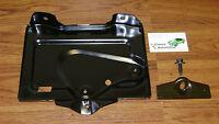 Battery Tray 3pc Kit Holddown Clamp Bolt 68-74 Chevy Ii Nova In Stock