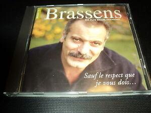 GEORGES-BRASSENS-SES-PLUS-BELLES-CHANSONS-VOL1-sauf-le-respect-que-je-vous-dois