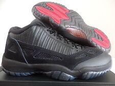 cc9af910a31 Air Jordan 11 Retro Low Referee Mens 306008-003 Black Basketball Shoes Size  7