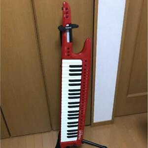 roland ax 1 shoulder keyboard synth midi controller keytar audio japan f s ebay. Black Bedroom Furniture Sets. Home Design Ideas