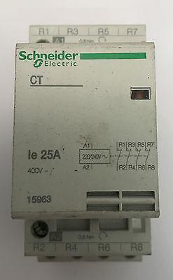 Telemecanique gc2540m5 TELERUTTORE