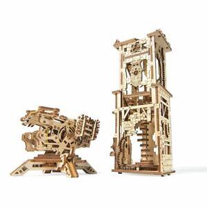 UGEARS-Modellbausatz-Turmballista