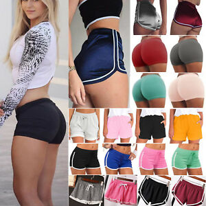 Women-Sports-Shorts-Yoga-Running-Gym-Fitness-Hot-Pants-Workout-Beach-Casual-Gym
