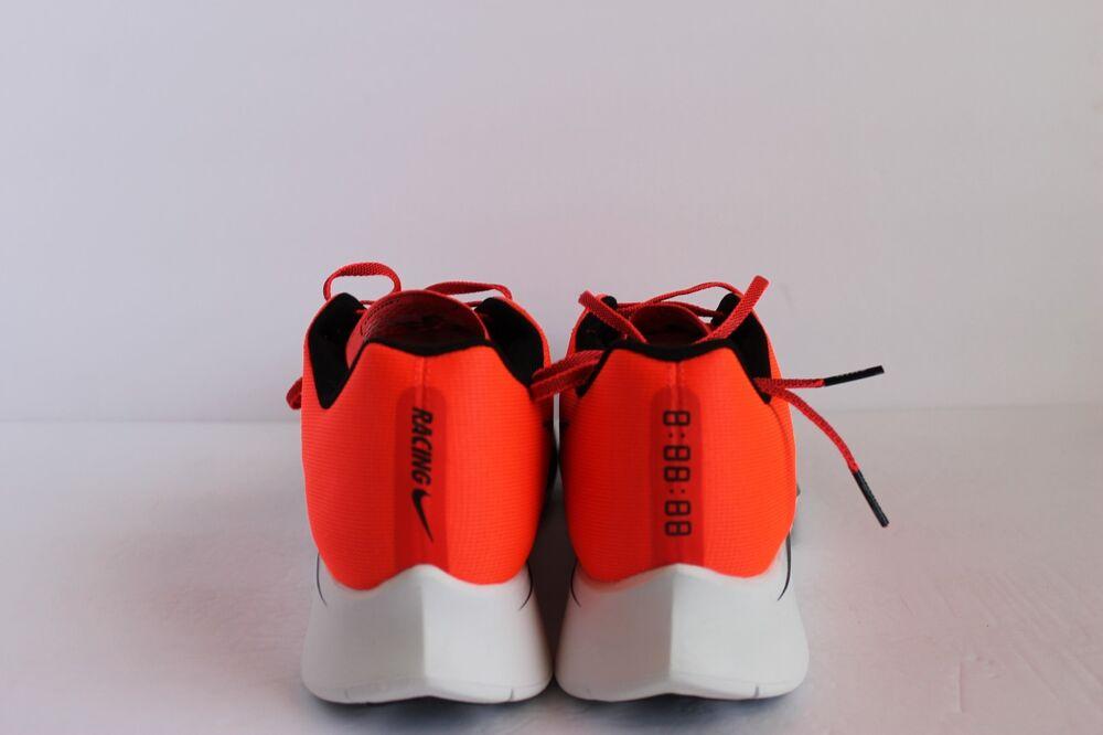 NIKE ZOOM FLY BRIGHT CRIMSON RED-Noir-Bleu de FOX Homme  Chaussures de RED-Noir-Bleu sport pour hommes et femmes 4d4e9f