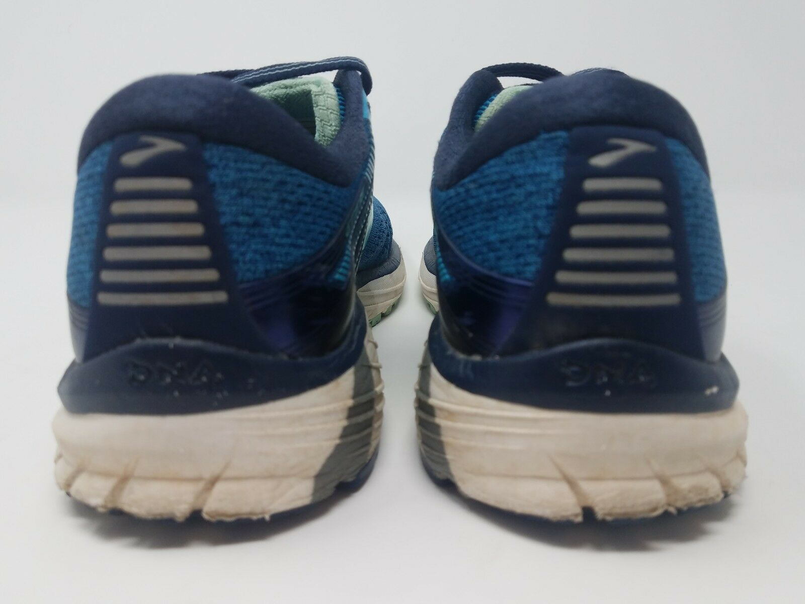 Damens's 18 Brooks Adrenaline GTS 18 Damens's Navy Blau Teal Mint Running Schuhes Sz 9.5 57cd86
